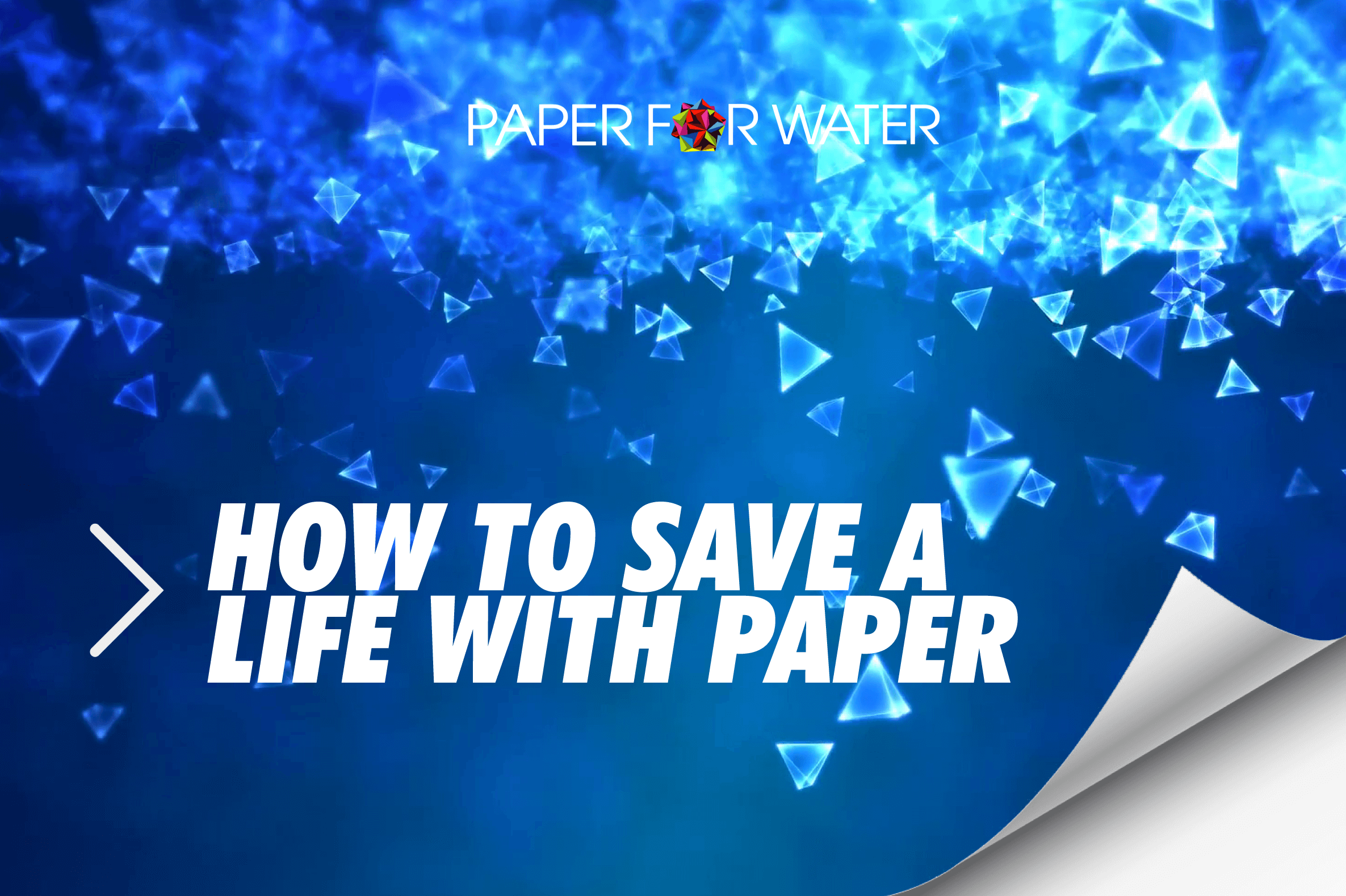 Paper for water how to make 1